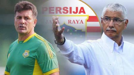 Edson Tavares atau Dejan Gluscevic, mana yang cocok untuk Persija Jakarta - INDOSPORT