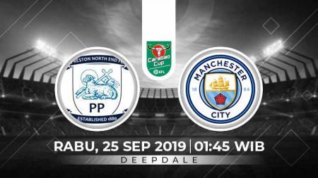 Prediksi Preston North End vs Manchester City di Piala Liga Inggris. - INDOSPORT
