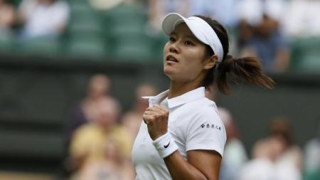 Legenda tenis China, Li Na, mengaku tak ingin comeback setelah jadi ibu. - INDOSPORT