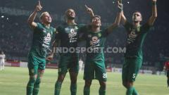 Indosport - Di ambang jadi runner up Shopee Liga 1 Indonesia musim 2019, berikut rekam jejak Persebaya Surabaya saat berlaga di Kompetisi Asia.