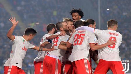 Menang lawan Brescia ditanggapi oleh salah satu bintang Juventus, Miralem Pjanic yang menyatakan jika laga ini tidak mudah. - INDOSPORT