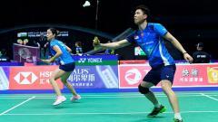 Indosport - Goh Soon Huat (kanan) dan Lai Shevon Jemie, ganda campuran asal Malaysia.