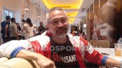 Indosport - Lukman Sardi, aktor ternama Indonesia.