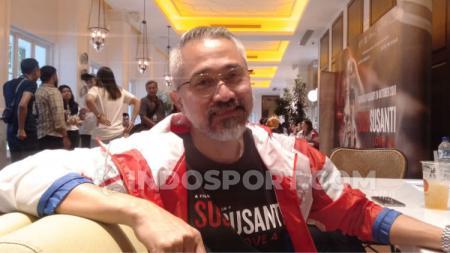 Lukman Sardi, aktor ternama Indonesia. - INDOSPORT
