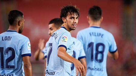 Joao Felix, penyerang Atletico Madrid yang kabarnya dibidik PSG untuk gantikan Kylian Mbappe atau Neymar. Quality Sport Images/GettyImages. - INDOSPORT