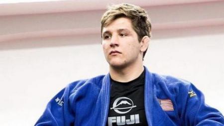 Jack Hatton, atlet judo Amerika Serikat yang meninggal dunia di usia 24 tahun. - INDOSPORT