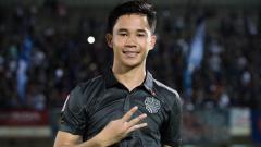 Indosport - Pemain muda Timnas Thailand, Supachok Sarachat.