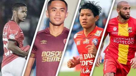 4 Pemain lokal yang bisa dibawa Edson Tavares ke Persija Jakarta. - INDOSPORT
