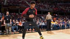 Indosport - Marquese Chriss saat masih membela Cleveland Cavaliers