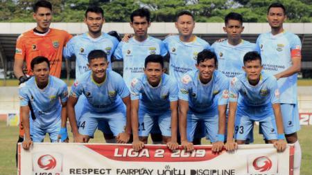 Skuat Perserang Serang di Liga 2 2019 - INDOSPORT