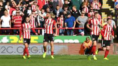 Indosport - Sheffield United, yang Selasa (22/10/19) dini hari tadi mengalahkan Arsenal pada pekan sembilan Liga Inggris, ternyata punya nasib buruk tiga tahun lalu.