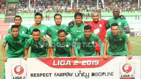Laga Tunda PSMS Medan vs BaBel United pekan ke-19 Liga 2 2019 Kembali Batal Digelar. - INDOSPORT