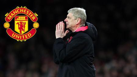 Arsene Wenger dikabarkan tertarik latih Manchester United - INDOSPORT