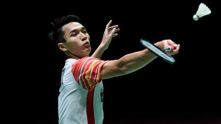Berita bulutangkis: pelatih PBSI memberi evaluasi terkait penampilan wakil tunggal putra Indonesia yang baru saja bertanding di Fuzhou China Open 2019. Matt Roberts/Getty Images. - INDOSPORT