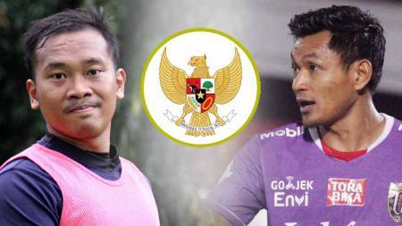 Wawan Febrianto vs Wawan Hendrawan di Timnas Indonesia. - INDOSPORT