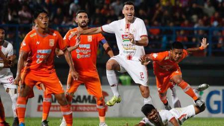 Borneo FC dikabarkan belum menerima hadiah Piala Indonesia. - INDOSPORT