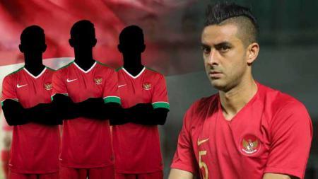 Otavio Dutra dan 3 pemain Timnas Indonesia lainnya yang layak jadi starter lawan Vietnam. - INDOSPORT