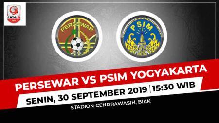 Prediksi Persewar vs PSIM Yogyakarta - INDOSPORT