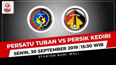 Prediksi Persatu Tuban vs Persik Kediri di Liga 2 2019. - INDOSPORT