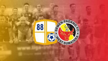 Logo Barito Putera vs Semen Padang - INDOSPORT
