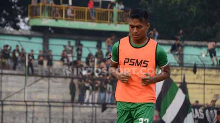Pemain PSMS Medan, Kesuma Satria Yudhistira - INDOSPORT