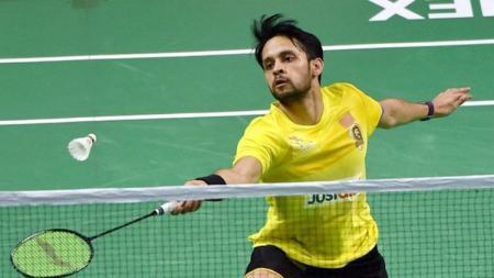 Pebulutangkis asal India, Parupalli Kashyap menyebut benar-benar kecewa dengan pernyataan Sekretaris Umum BWF yang kecewa dengan kritik para pemain. - INDOSPORT