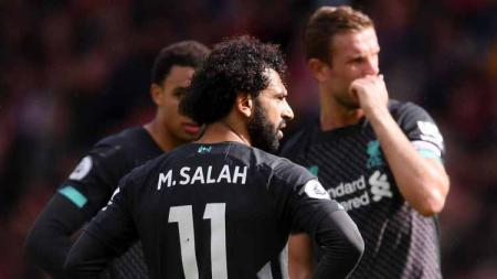 Liverpool berhasil meraih kemenangan atas Sheffield United dalam lanjutan pekan ketujuh kompetisi sepak bola Liga Inggris 2019/20, Sabtu (28/09/19) malam WIB. - INDOSPORT