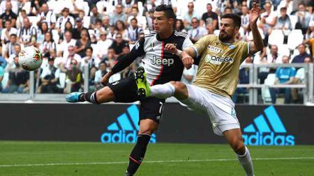 Incar pemain lebih muda, Juventus tak puas dengan Cristiano Ronaldo? - INDOSPORT