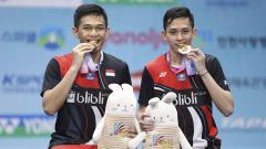 Indosport - Berita mengenai tersingkirnya Fajar Alfian/Rian Adrianto dari World Tour Finals 2019 jadi sorotan BWF memuncaki top 5 news INDOSPORT sehari ke belakang.