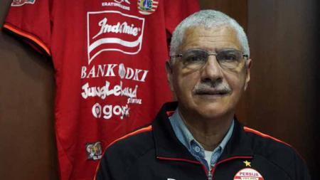 Edson Tavares resmi jadi pelatih Persija Jakarta - INDOSPORT