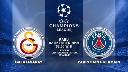 Prediksi pertandingan Galatasaray vs Paris Saint-Germain dalam lanjutan matchday dua Liga Champions 2019/20, Rabu (02/10/19) dini hari WIB. - INDOSPORT