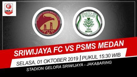 Pertandingan Sriwijaya FC vs PSMS Medan. - INDOSPORT