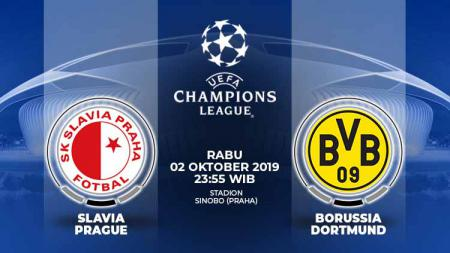Berikut prediksi pertandingan Slavia Praha vs Borussia Dortmund dalam lanjutan Grup F Liga Champions 2019-2020, Rabu (02/10/19) WIB - INDOSPORT