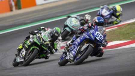 Pebalap Yamaha Indonesia Racing, Galang Hendra Pratama - INDOSPORT
