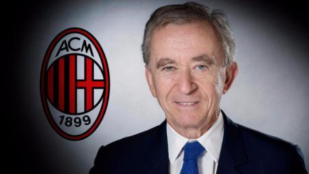 Pebisnis kaya raya dari Pranis, Bernard Arnault, punya rencana gila jika sukses membeli AC Milan dengan ingin mendatangkan Pep Guardiola dan Kylian Mbappe. - INDOSPORT