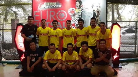 Juara EURO Futsal Championship 2019 - INDOSPORT