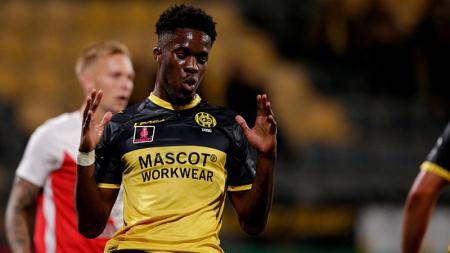 Ike Ugbo, pemain Chelsea yang kini dipinjamkan ke klub kasta kedua Belanda, Roda JC. - INDOSPORT