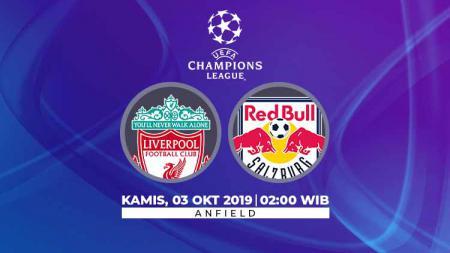 Laga Liga Champions Liverpool vs RB Salzburg (3/10/19) bisa menjadi ajang adu ketajaman dua klub yang menjadi raja di kompetisi domestik masing-masing. - INDOSPORT