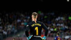 Indosport - Bayern Munchen akan pecahkan rekor dunia bursa transfer demi boyong Marc-Andre ter Stegen, kiper Barcelona.