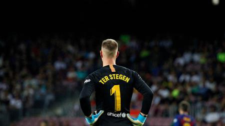 Chelsea cari pengganti Kepa Arrizabalaga, Barcelona langsung lindungi Marc-Andre ter Stegen. - INDOSPORT