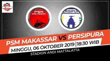 Live Streaming PSM Makassar vs Persipura Jayapura di vidio.com. - INDOSPORT