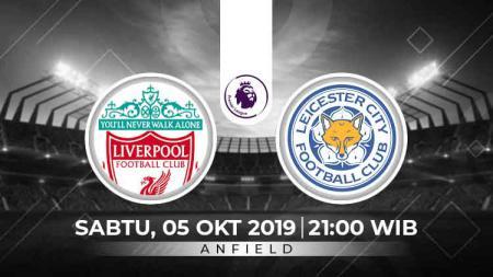 Prediksi Liverpool vs Leicester City - INDOSPORT