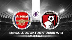 Indosport - Prediksi Arsenal vs Bournemouth