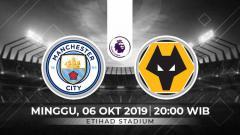Indosport - Prediksi Manchester City vs Wolves