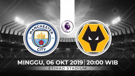 Prediksi Manchester City vs Wolves - INDOSPORT