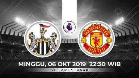 Prediksi Newcastle United vs Manchester United - INDOSPORT