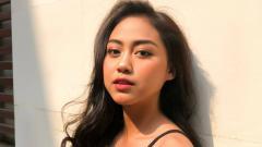 Indosport - Sisca Saras, anggota JKT48.