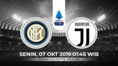 Indosport - Derby d'Italia atau Derby Italia merupakan sebutan pertandingan panas antara Juventus dan Inter Milan. Dari mana asal mulanya?