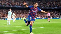Indosport - Liverpool didesak memulangkan mantan pemainnya dari Barcelona di bursa transfer ini. Namun sosok yang dimaksud bukanlah Philippe Coutinho melainkan Luis Suarez.