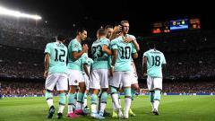 Indosport - Tangguh dan mampu saingi Juventus, target juara liga rupanya bukan tujuan utama Inter Milan.